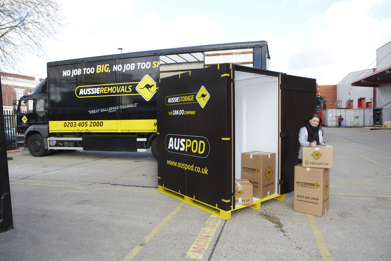 AMV Vehicle / Storage Unit Graphics