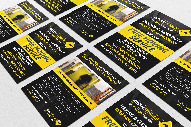 AMV Flyer / Leaflet Design