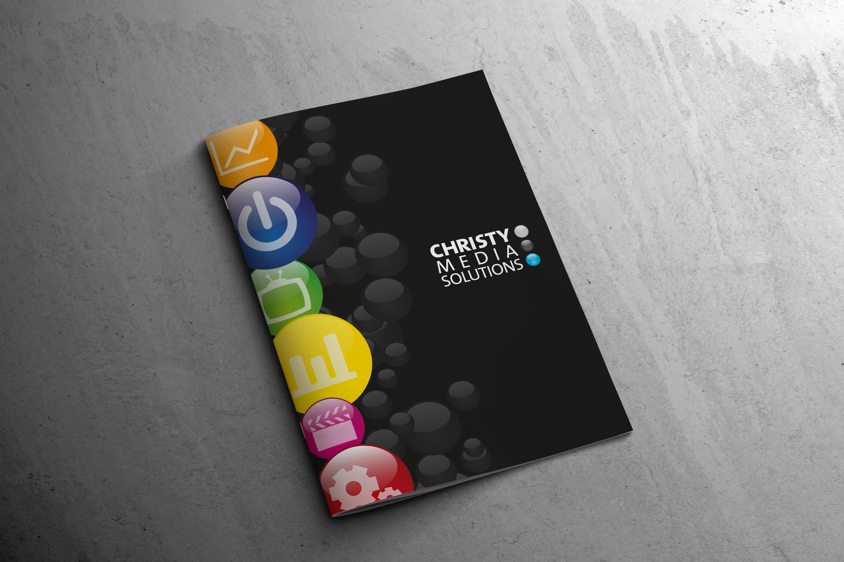 Milton Keynes Recruitment Brochure Design