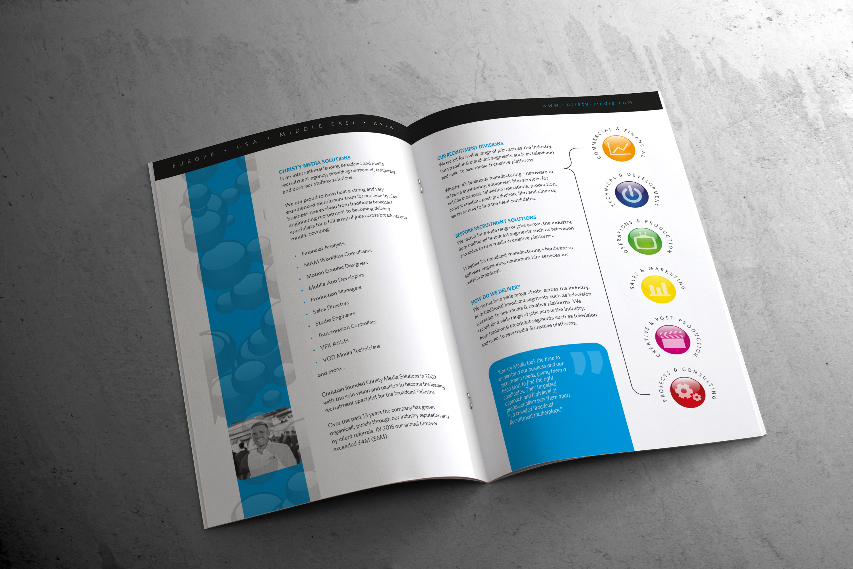 Milton Keynes Brochure Design
