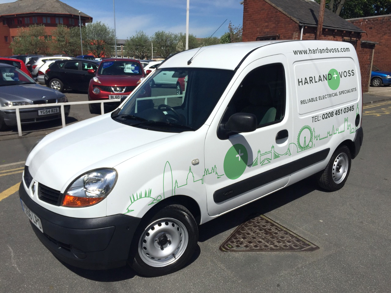 Harland Voss Vehicle Graphics