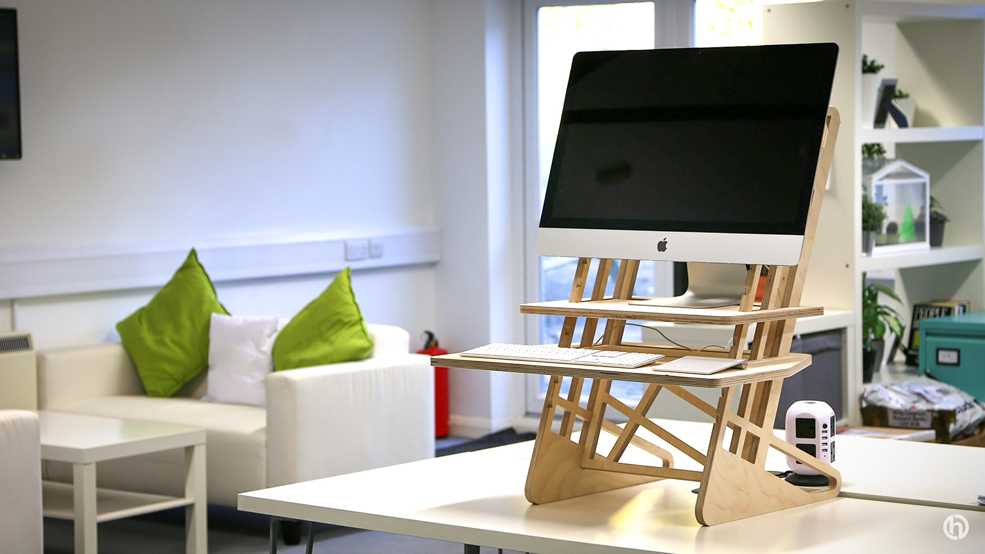 Helmm office furniture product design